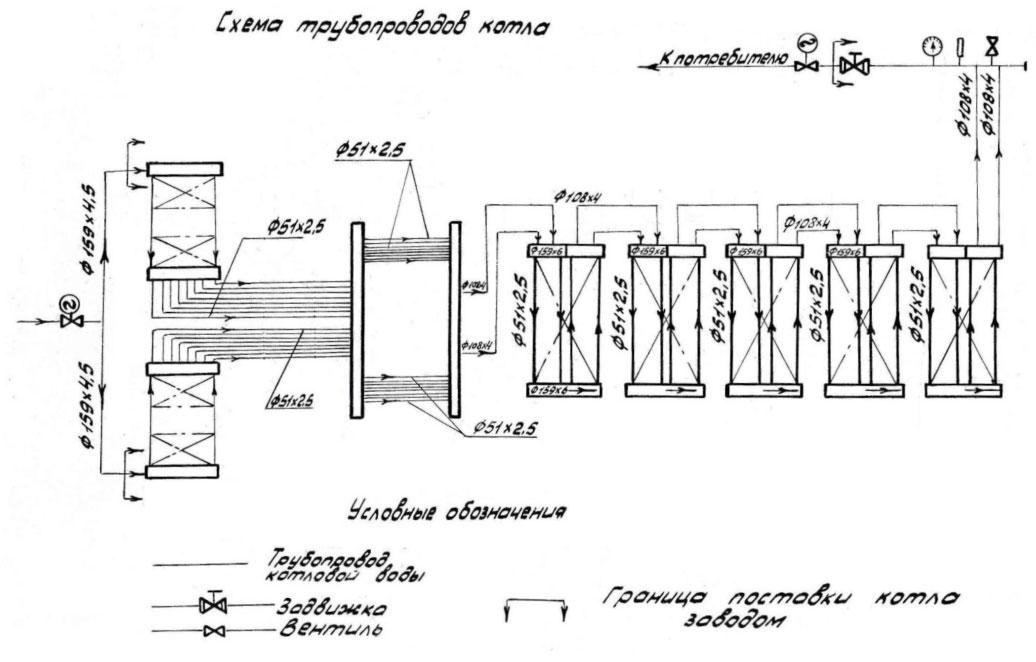 котел твг-8м технические характеристики